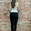 Thumbnail: straight hidden button fly jeans