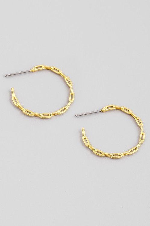 chain link hoops