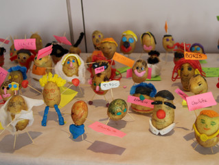 Out of the box : les Avatar Potatoes d'Air France - KLM