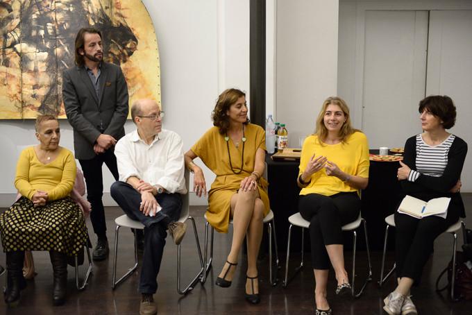 Josette Kalifa, Jean Dometti, Barbara Albasio, Fabiola Ruggiero