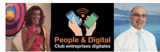 Conférence People & Digital sur la Creative Attitude