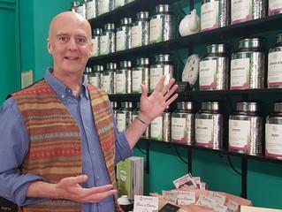 A la rencontre de Marco Albasio, fondateur de Tea & Tao