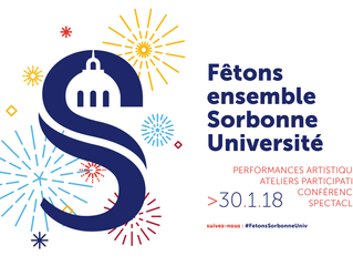 Fêtons Sorbonne Université avec créativité !