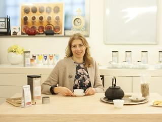 A la rencontre de Fabiola Ruggiero, fondatrice Cose di Tè et Chora