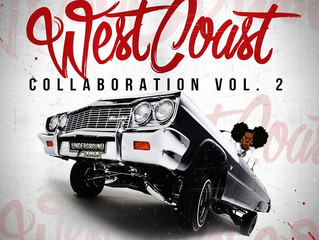 "Rohan Da Great's ""Hit"" featured on West Coast Collaborations VOL. 2"