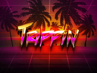 Rohan da Great featured on Alexis Jone's New single Trippin!