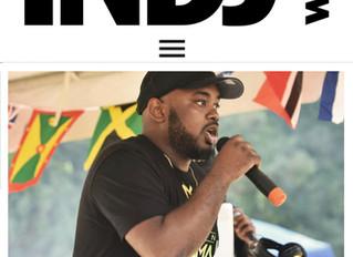 "Indie Week says ""Rohan Da Great Is Building a One-Man Dancehall Dynasty"""