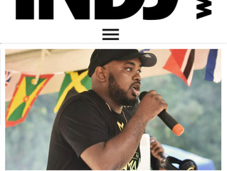 "Indie Week says ""Rohan Da Great Is Building a One-Man Dancehall Dynasty"""