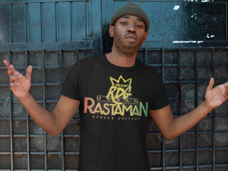 RDG sponsored by Urban RastaMan clothing Brand!