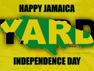 Happy Independence Day Jamaica!