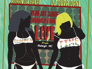 New Music! Rohan da Great - Summertime feat. Dj Supa Dane