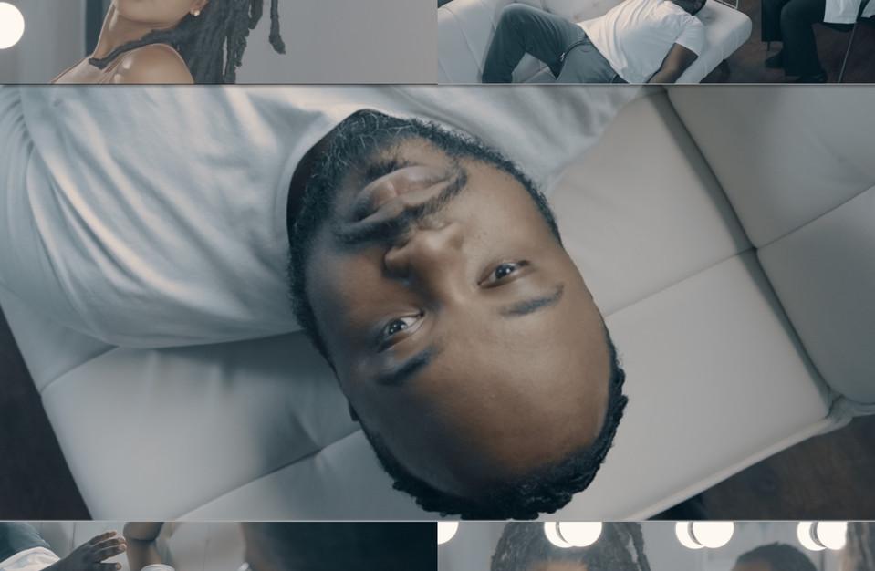 Still shot from Crazy Official Video
