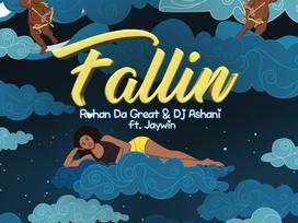 Rohan da Great teams up with DJ Ashani & Jaywin for Upcoming Single, Fallin.
