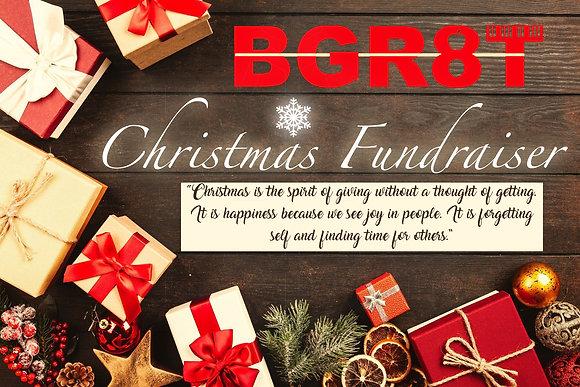 BGR8T Christmas Donation