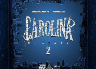 """Rohan da Great's """"Hit"""" and """"One More"""" featured on Carolina We Stand 2 Mixtape."""