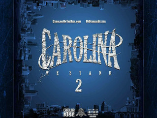 "Rohan da Great's ""Hit"" and ""One More"" featured on Carolina We Stand 2 Mixtape."