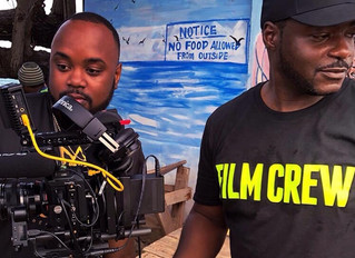 Rohan da Great shoots video for Crazy in Jamaica.