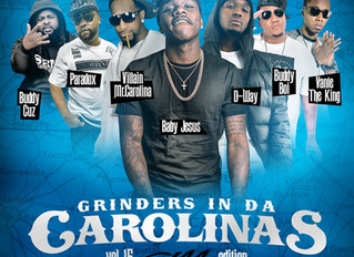 "Great News!!! ""Only One"" has been selected for ""Grinders in da Carolina's"" V"