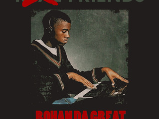 """#NEW MUSIC Rohan Da Great Rips Kanye West's """"Real Friends"""""""