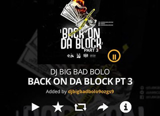 "Rohan da Great's ""HIT"" gets featured on DJ Big Bad Bolo's Back on the Block Part 3"