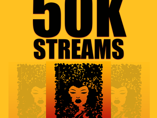 Rohan da Great - Crazy has over 50,000 Streams!