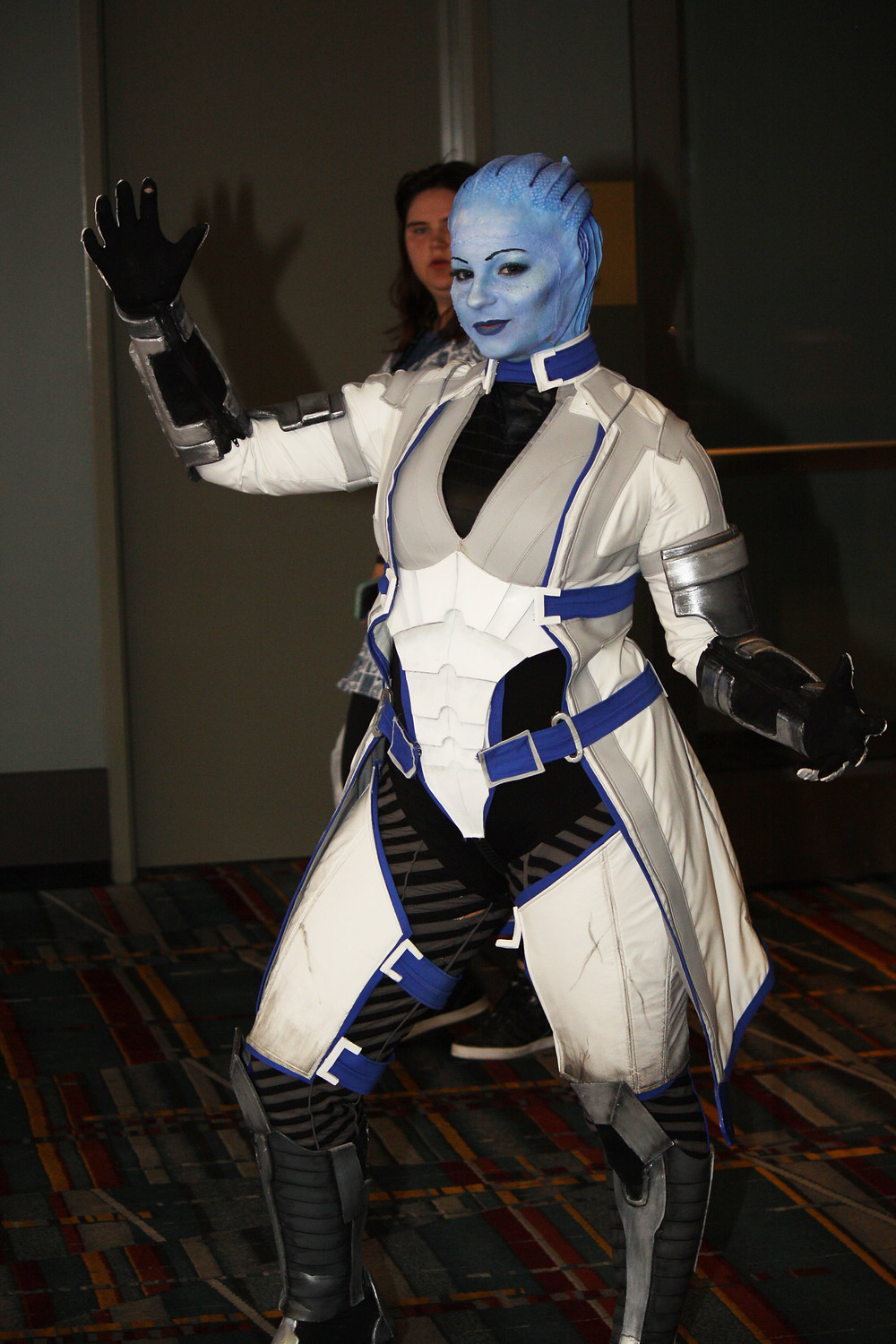 Liara T'Soni from Mass Effect