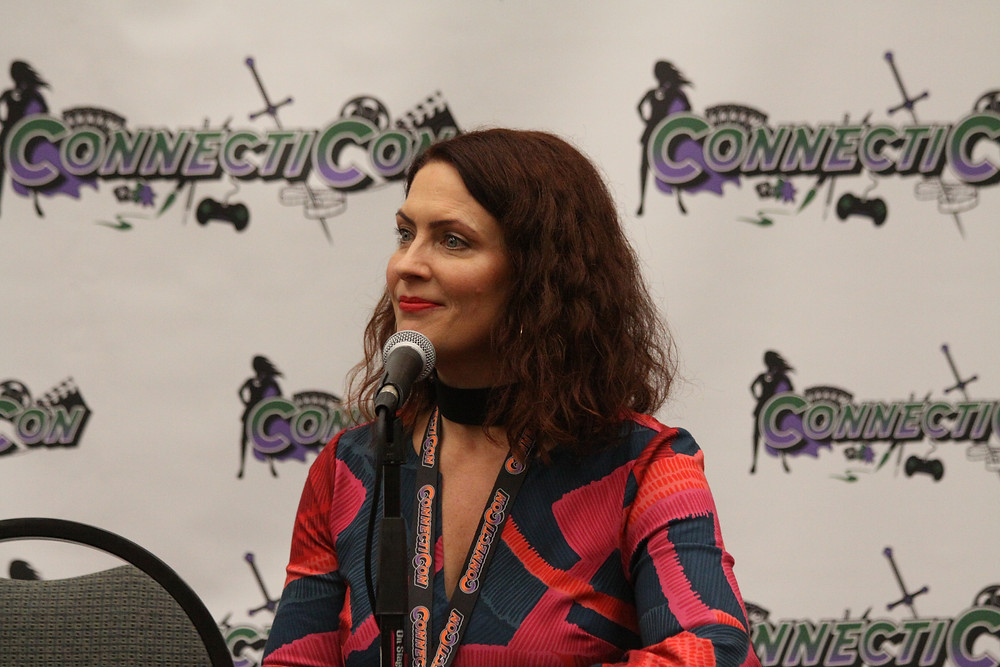 Vanessa Marshall discusses Hera Syndulla and her work on Star Wars Rebels with fans