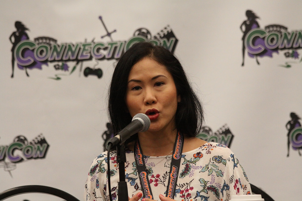 DeeDee Magno Hall talks about her work on Steven Universe