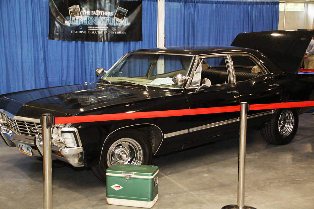 Chevy Impala from Supernatural