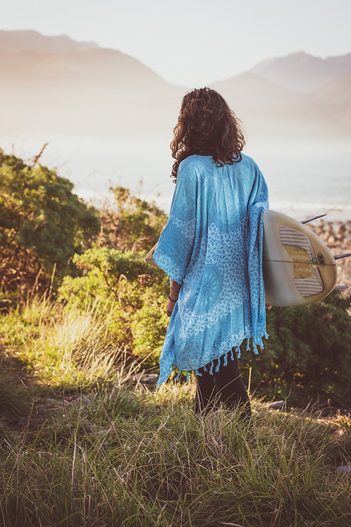 Mandala Bella Kimono
