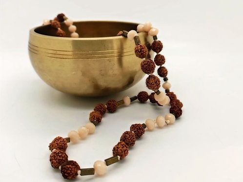 Bead Seed Necklace