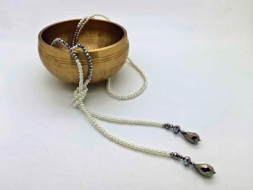Drop Jewel Necklace