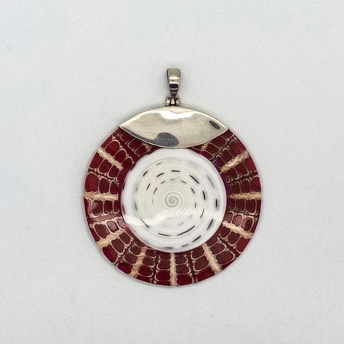 Bali Shell Pendant