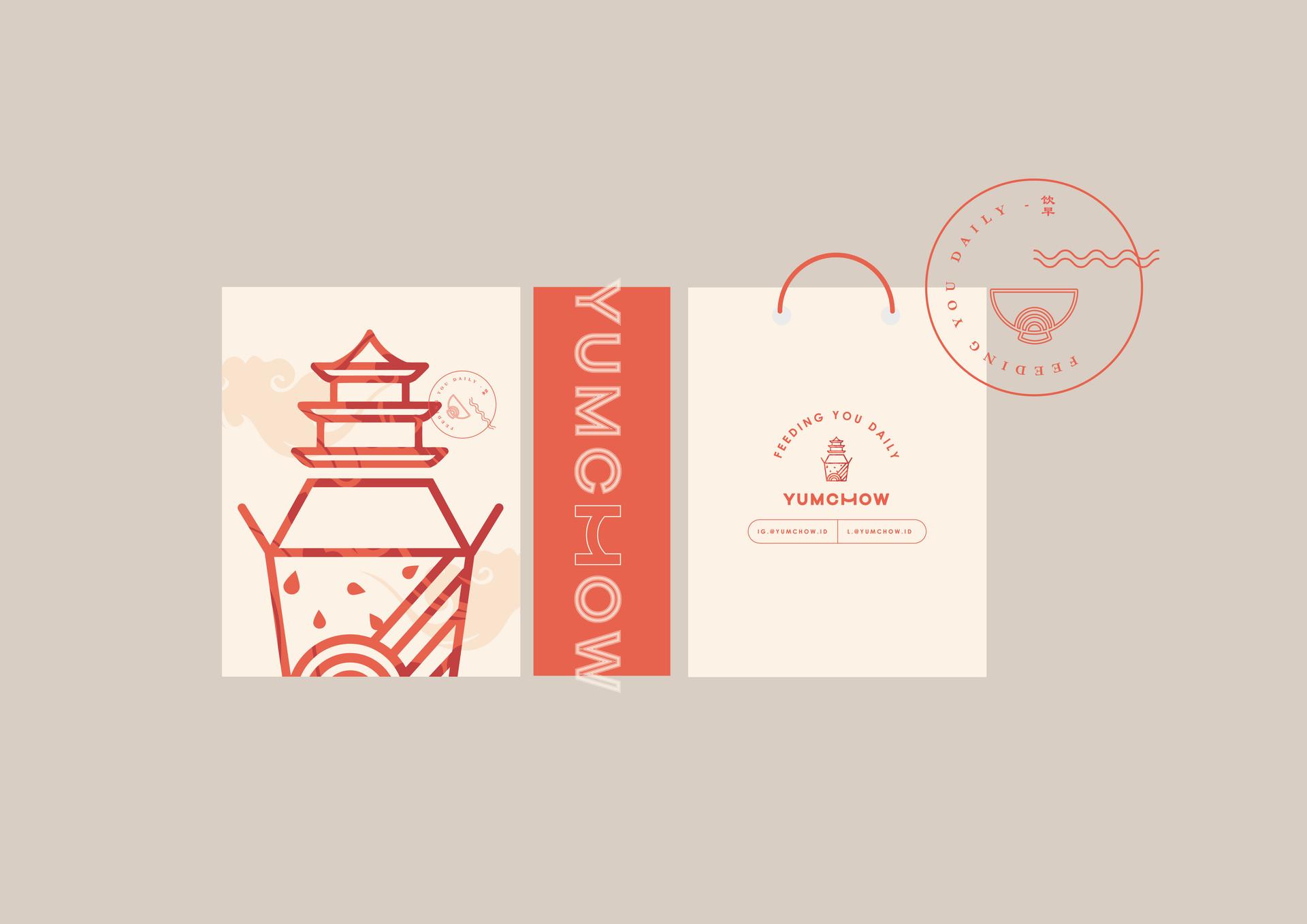 Paperbag Layout Design