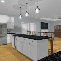 Custom Floor Plan