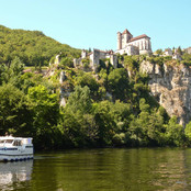 St-Cirq-Lapopie