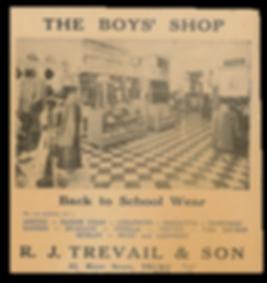 Trevails: School Uniform for Cornwall schools since 1958
