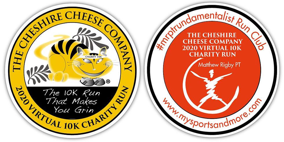 Cheshire Cheese Virtual 10k Charity Run