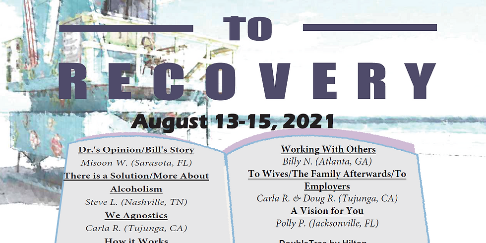 5th Annual Chapters to Recovery