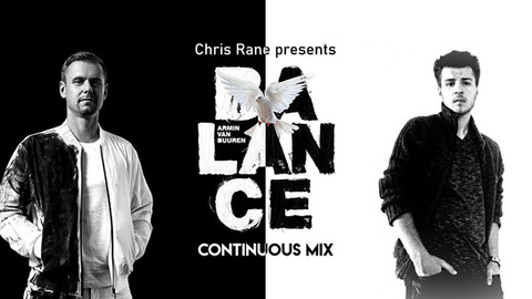 "Chris Rane presents Armin van Buuren's ""Balance"" Album (Continuous Mix)"