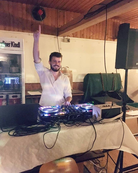 Chris Rane live at a 75th Birthday Party