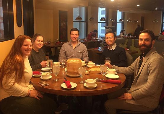 Lu lab reunion at SFN meeting, Chicago, 2019!