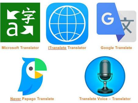 أفضل خمس برامج للترجمة الفورية والنصية