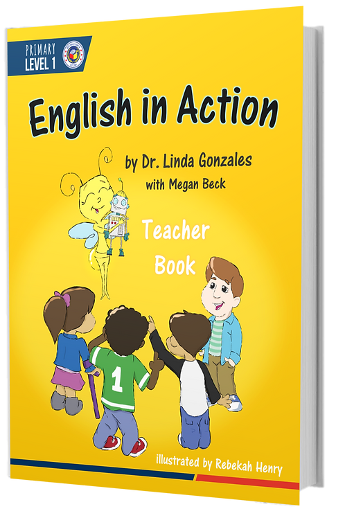P1 English in Action | Teacher Book