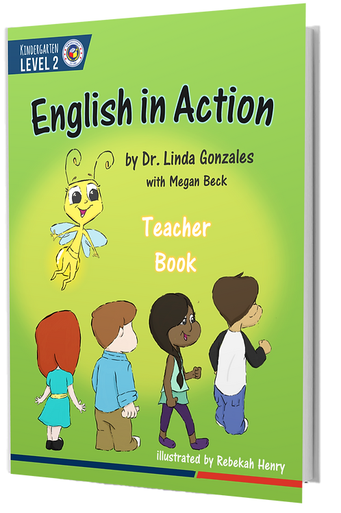 K2 English in Action | Teacher Guide