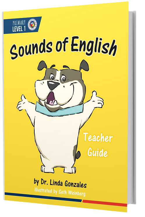 P1 Sounds of English | Teacher Guide