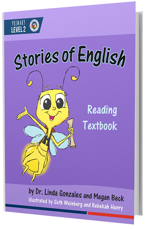 P2 Stories of English | Reading Textbook