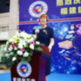 Dr. Gonzales Speech at A2 Grand Opening in China