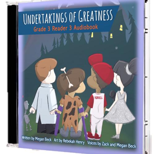 Undertakings of Greatness | Audio Book
