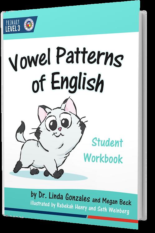 P3 Vowel Patterns of English | Student Workbook